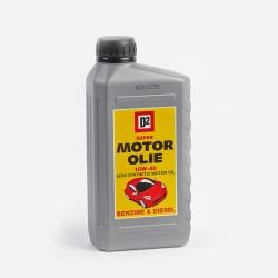 Motor-olie (10W40), benzine&diesel